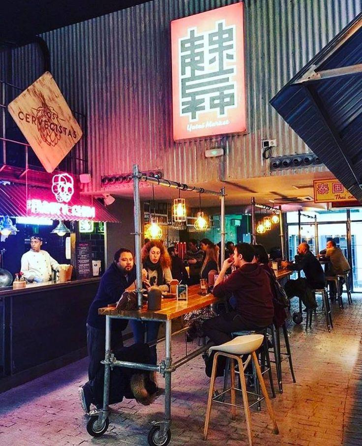 Disfrutar de los sabores de la cocina asiática, de múltiples formas, bajo un mismo techo y en pleno centro de Madrid, es posible en Yatai Market, el mercado ...