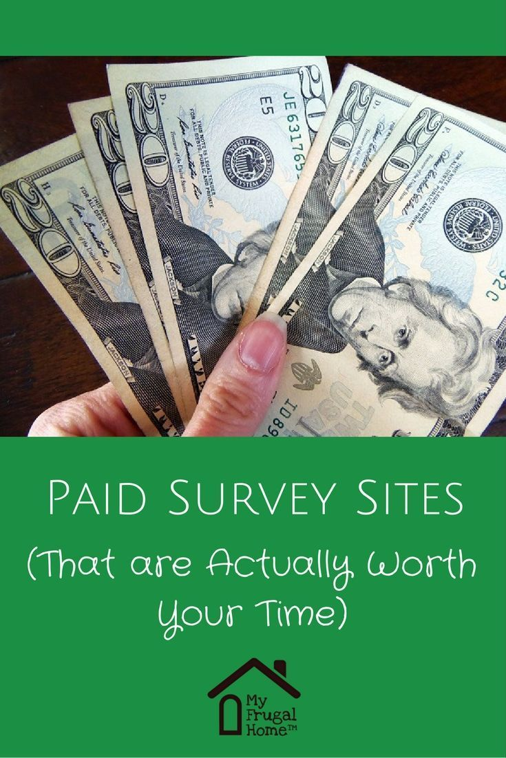 Paid Survey Sites (That are Worth Your Time) – #pa…