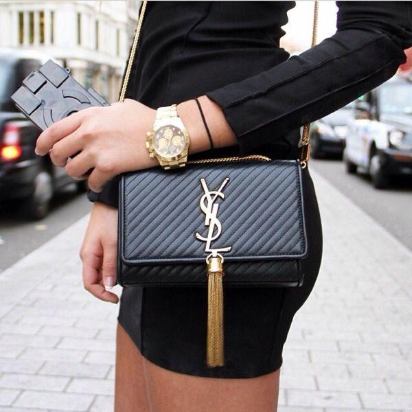 Yves Saint Laurent Bag | YSL                                                                                                                                                                                 More