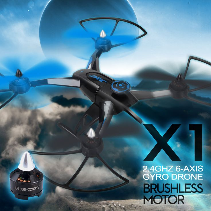 New RC Drone JJRC X1 Brushless Motor Professional Drones 6-Axis Gyro RC Quadcopter Remote Control RC Helicopter Vs MJX X101 CX20   Tag a friend who would love this!   FREE Shipping Worldwide   Buy one here---> https://shoppingafter.com/products/new-rc-drone-jjrc-x1-brushless-motor-professional-drones-6-axis-gyro-rc-quadcopter-remote-control-rc-helicopter-vs-mjx-x101-cx20/