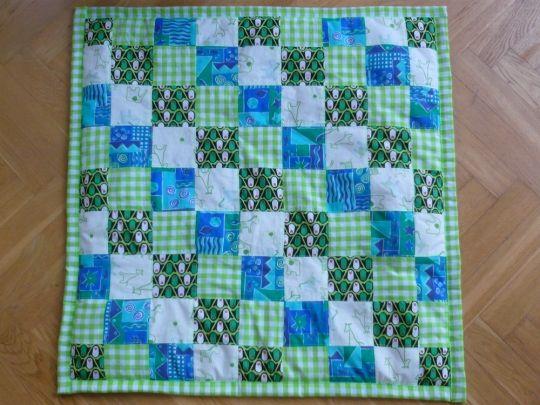 Baby-quilt http://www.amioamio.com/da/produkt/125744/
