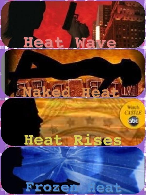 ABC tv show-Castle-Richard castles book series