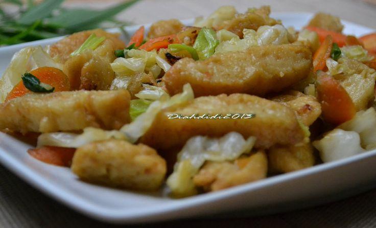 Diah Didi's Kitchen: Cap Cay Kampung