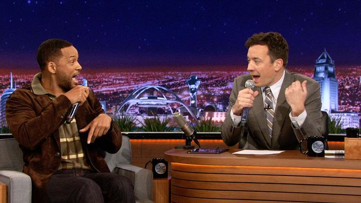 """Will Smith And Jimmy Fallon Beatbox """"It Takes Two"""" [Video]"""