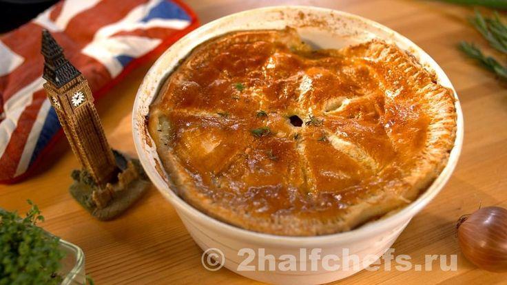 Англия пирог с патокой