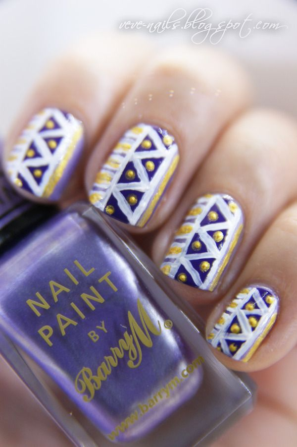 Tribal Print. Wish I had seen this during football season. Perfect for lsu games!