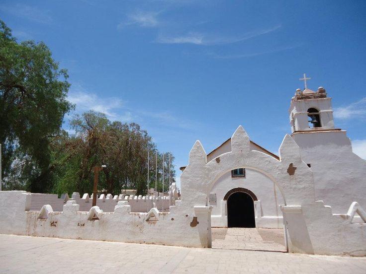 San Pedro de Atacama en Antofagasta
