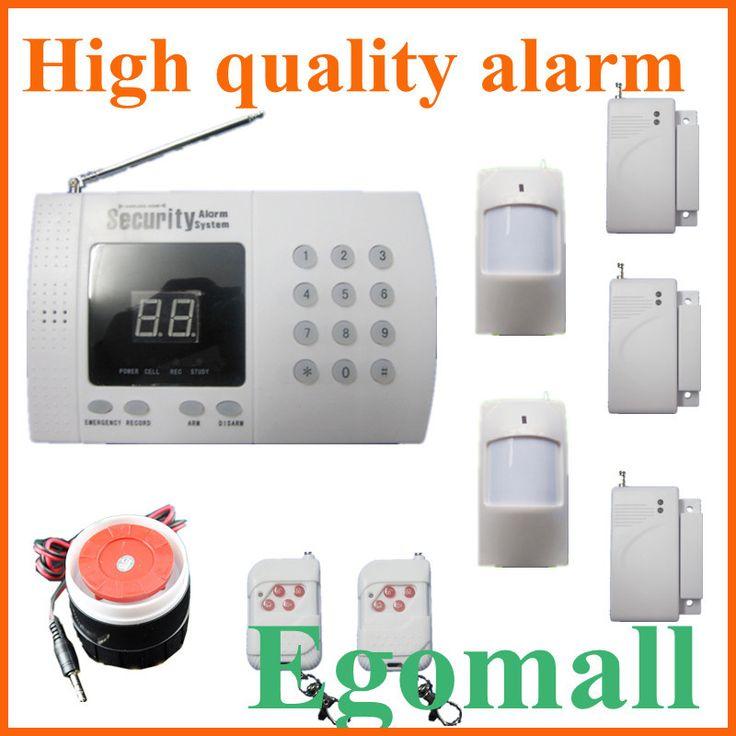 Cheap Alarm System