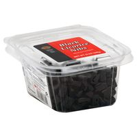 Wondering how many calories are in Gold Emblem Black Licorice Nibs? Description from caloriecount.about.com. I searched for this on bing.com/images