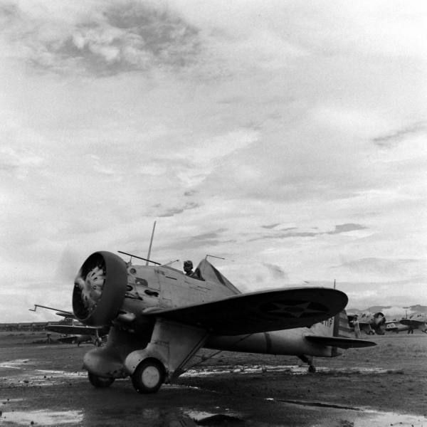 Philippine Air Force late 1941  P-26