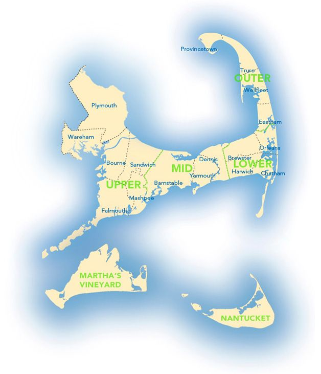 Best Place To Stay On Cape Cod: 57 Best Images About New England Maps On Pinterest