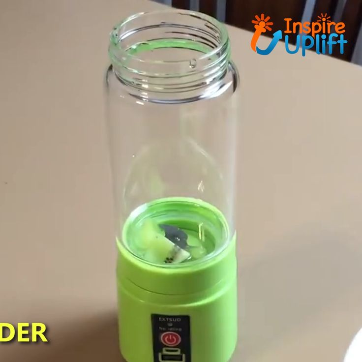Portable Bottle Blender – ⭐⭐⭐⭐⭐ (5/5) – Things/cool/awesome