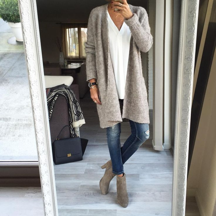 "AnneSo on Instagram: ""Yesterday... #ootd #outfit #totallook Gilet#ouifashionofficial Blouse#hm Jean & Echarpe#zara #zaradaily Boots#sachashoes Sac#celine #celinetrapeze #trapeze Bijoux#lesfeesmere #myabay #kaptenandson #loueven #fwis #igers #igstyle #igfashion #fashionista #fashionstyle #stylish #stylepost #streetlook #streetstyle"""