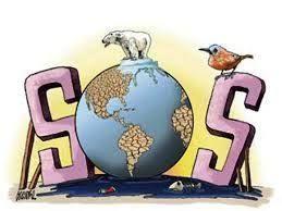 Resultado de imagen de contaminacion del medio ambiente dibujos animados