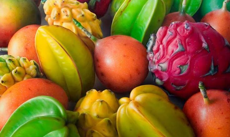 Frutas exóticas del mundo que seguramente no conocías.