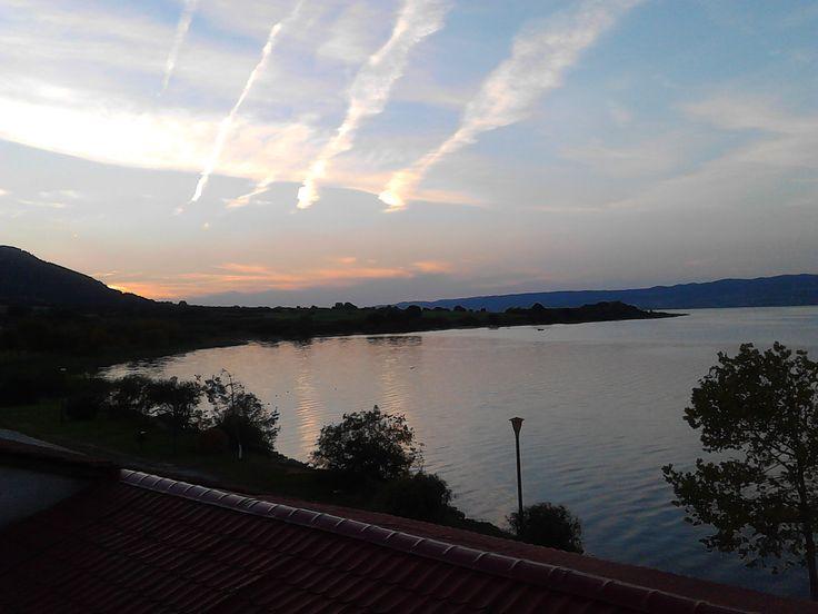 Lake Volvi..
