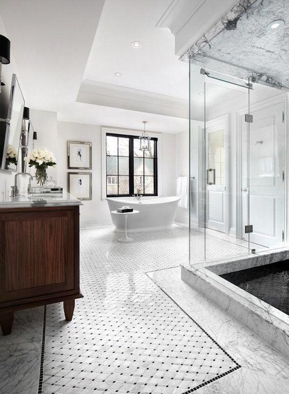 interior goals 25 amazing luxury bathrooms home decor rh pinterest com