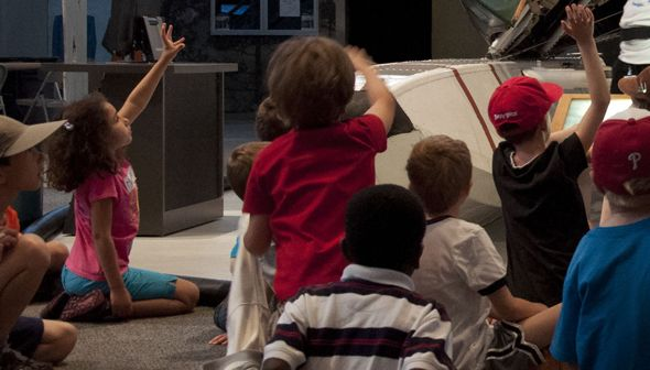 Teacher and Student Resources: Explore the Museum's exciting teacher and student resources on a variety of aviation and aerospace themes.