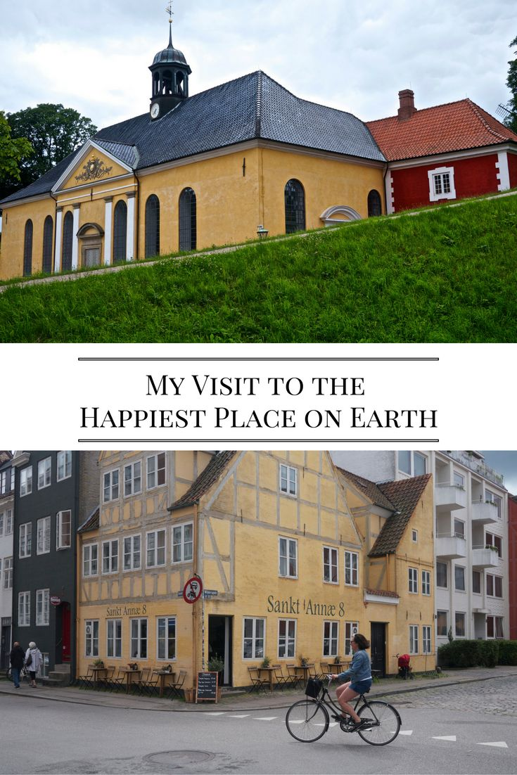 Denmark is consistently rated the happiest country on Earth. This past summer, during my two days in Copenhagen, I set out to get a taste of the happiest place in the world. #Copenhagen #Denmark #Happiness