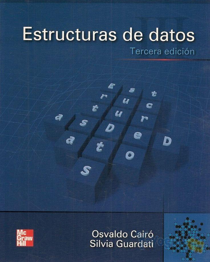 Estructuras de Datos de Cairó-Guardati (3ra Ed.) - Identi