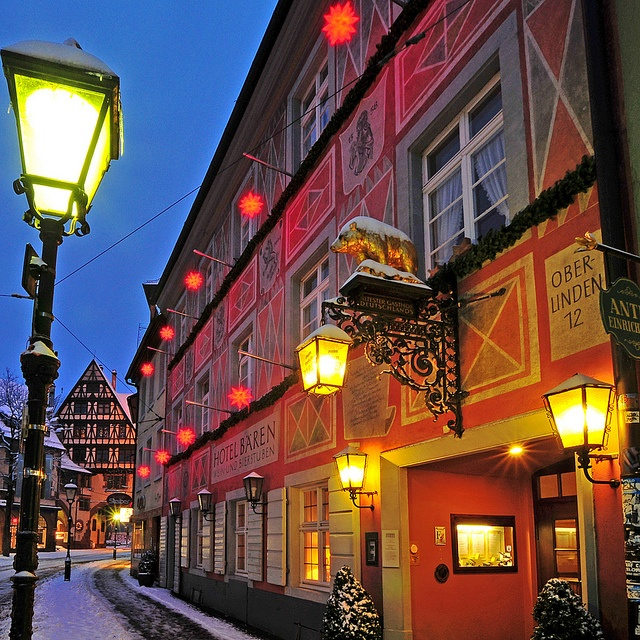 Freiburg - Hotel Baren