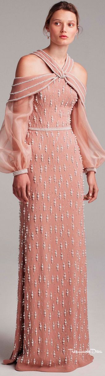 3265 best Vestidos images on Pinterest | Evening gowns, High fashion ...