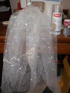 Homemade Bachelorette Party Veil – Everything Is Homemade