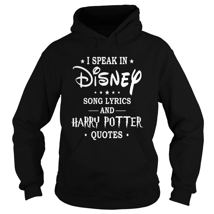 7 best I speak in Disney song lyrics and Harry Potter quotes t ...