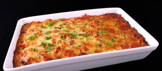 Lasagne Met Champignons En Knoflookgarnalen En recept | Smulweb.nl