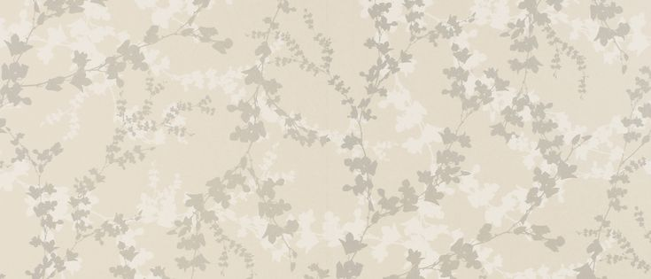 Hawthorn Pale Bamboo Leaf Wallpaper at Laura Ashley