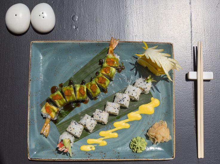 Special culinary delights at Buddha Bar Beach - Santa Marina, Mykonos.
