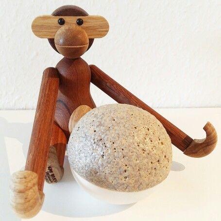 Monkey business - Kay Bojesen and Pearl from Studie Arhøj