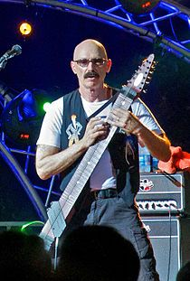 Tony Levin - legendary session bassist, member of King Crimson ('80s version), touring sideman with Peter Gabriel, and more. Yet another fantastic Jewish musician.