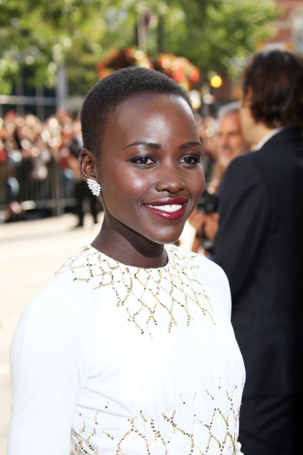 she is GORGEOUS! Lupita Nyong'o #Refinery29
