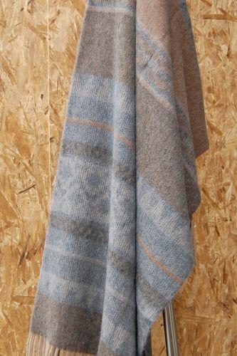 #Linen Way #Throws #Alpaca Lambswool Throws # Ethnic Design #Muted Colors
