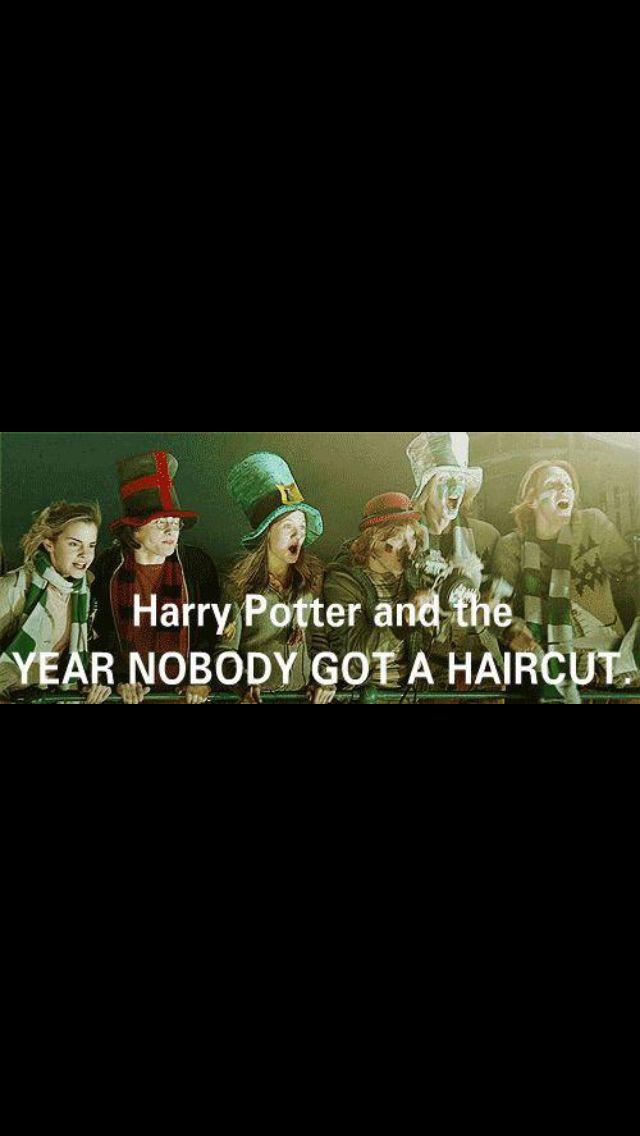 The year nobody got a haircut