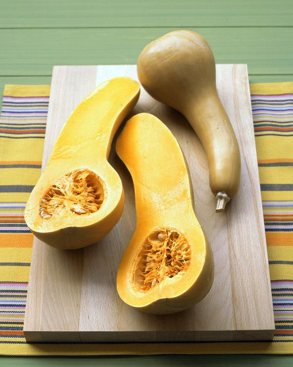 Now is the time to take advantage of butternut squash, everyone's favorite fall vegetable. There are so many delicious ways to use this versatile hard-shell squash, from soups and salads to lasagna and pizza.    In Season: Thanks to its smooth, easy-to-peel surface and rich, sweet flavor, butternut squash has become the MVP of the gourd world. Like other winter squash, butternuts are at their best from early fall through winter.    What to Look For: Butternut squash have ...