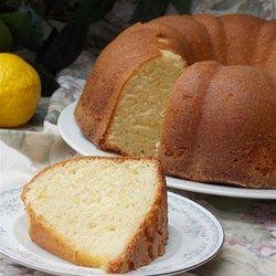 ... Pound Cake on Pinterest | Cream Cheese Pound Cake, Pound Cake Recipes