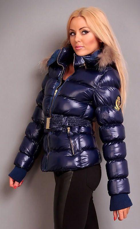 Horny teen girls in fur hoodies