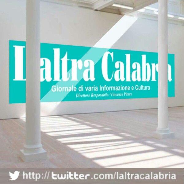 L'altra #Calabria #laltracalabria www.laltracalabria.it