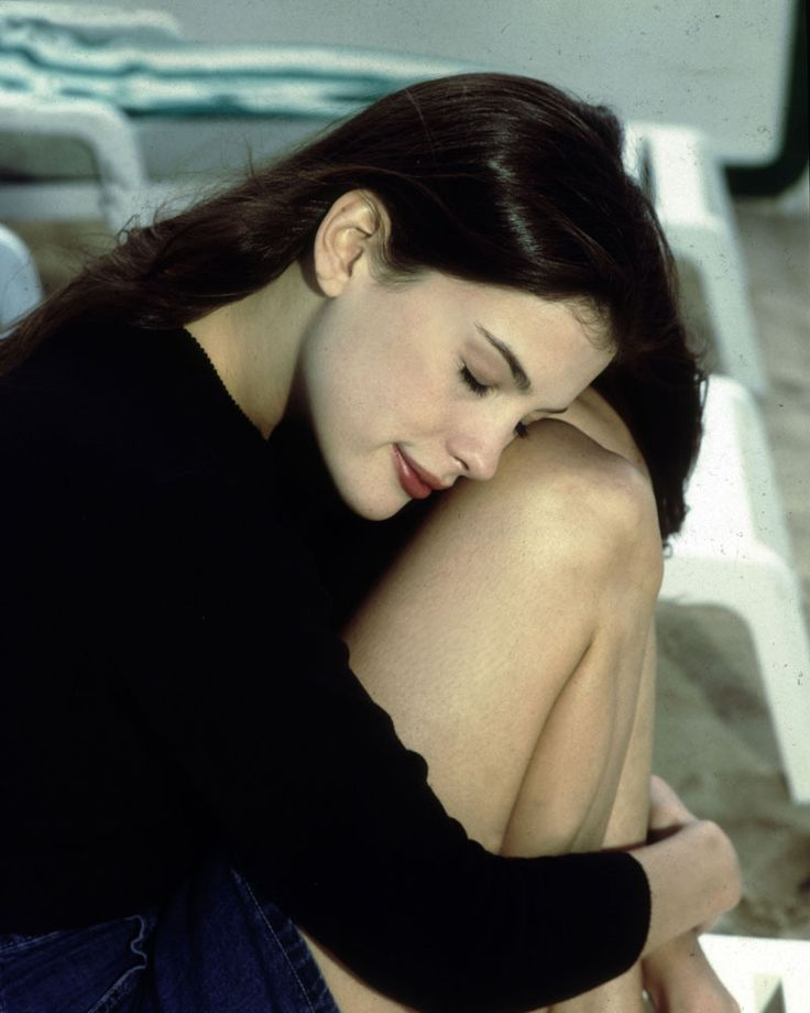 Loving Liv Tyler Sublime beauty Gods architecture