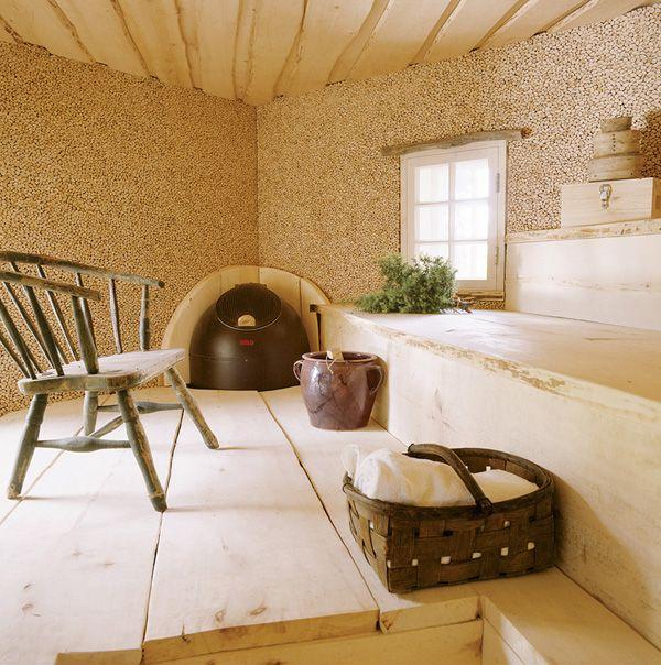 Designer Risto-Matti Ratia's house in Estonia, son of Armi Ratia, the founder of…