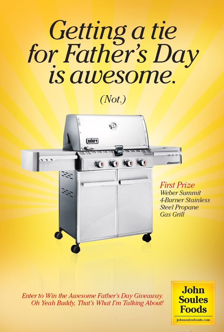 Uncategorized Kitchen Appliance Sweepstakes 28 best images about contests sweepstakes on pinterest enter the john soules foods awesome fathers day giveaway to win a weber summit s