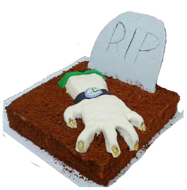 Zombie Hand- mniam