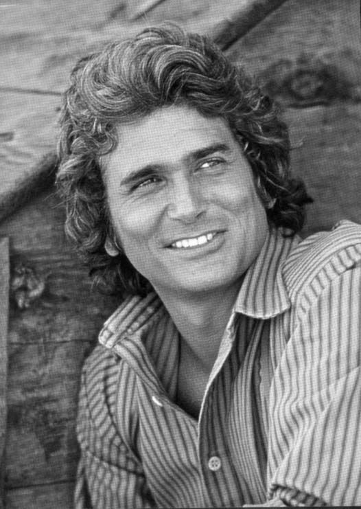 "Michael Landon - I Loved watching ""Little House On The Prairie"""