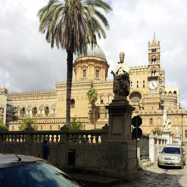 Cattedrale di Palermo #palermo #sicilia #sicily #italy