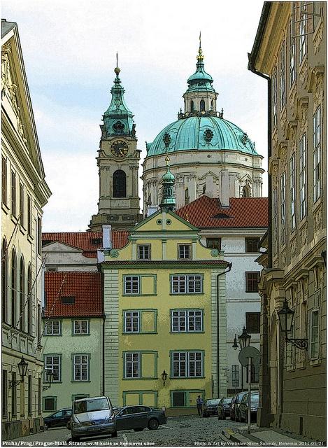 Praha-Malá Strana-