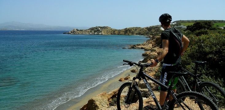 AWAKE #Watersports & #Mountain Bike in #Paros, #Greece