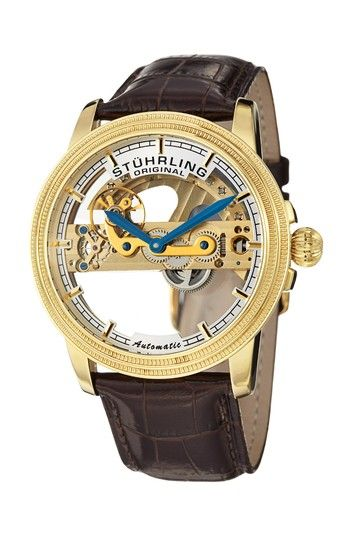 Saturnalia Bridge Automatic Watch