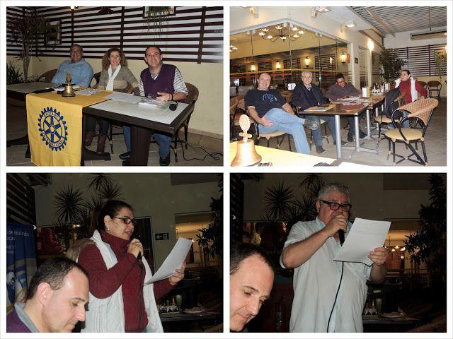 Rotary Club de Indaiatuba Cocaes: 43ª REUNIÃO DO ROTARY CLUB DE INDAIATUBA-COCAES